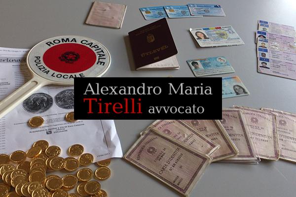 Ottenere una nuova identità è possibile. Sul web documenti e carte di credito falsi. Il nuovo pericolo corre sulla rete.