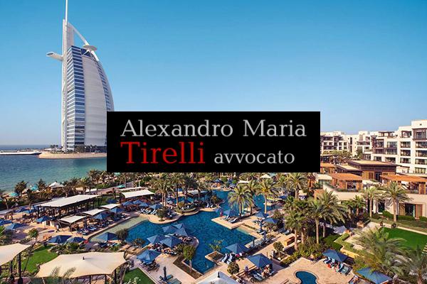 Dubai, il paradiso dei latitanti italiani