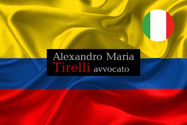 I 3 nuovi trattati bilaterali Italia Colombia
