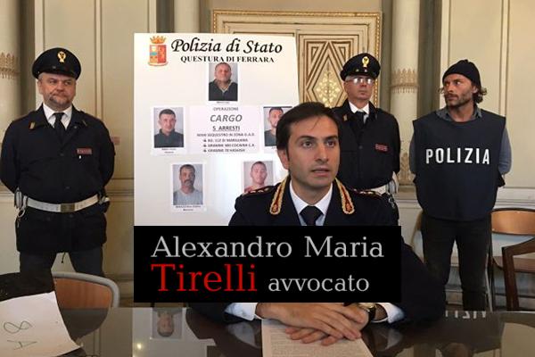 Polizia sequestra a Ferrara 120 kg di marijuana
