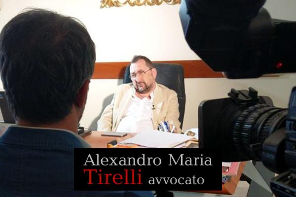 """Alla trasmissione rai """"Chi l'ha visto"""", il caso particolare di tre bambini sottratti a una mamma, difesa legalmente dall'avv. Alexandro Maria Tirelli"""