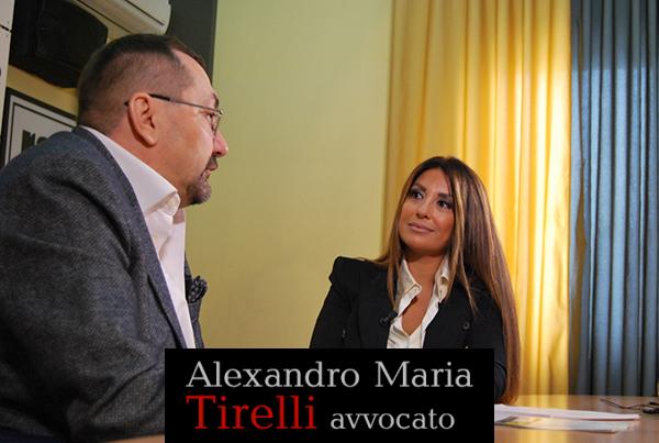 Titta Masi intervista l'avvocato penalista Alexandro Maria Tirelli