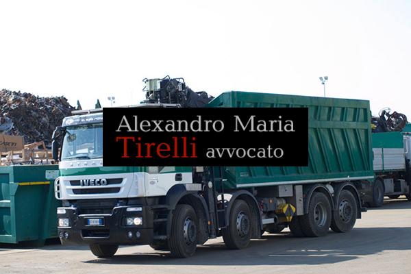 Traffico illecito di rifiuti e confisca dei mezzi obbligatoria